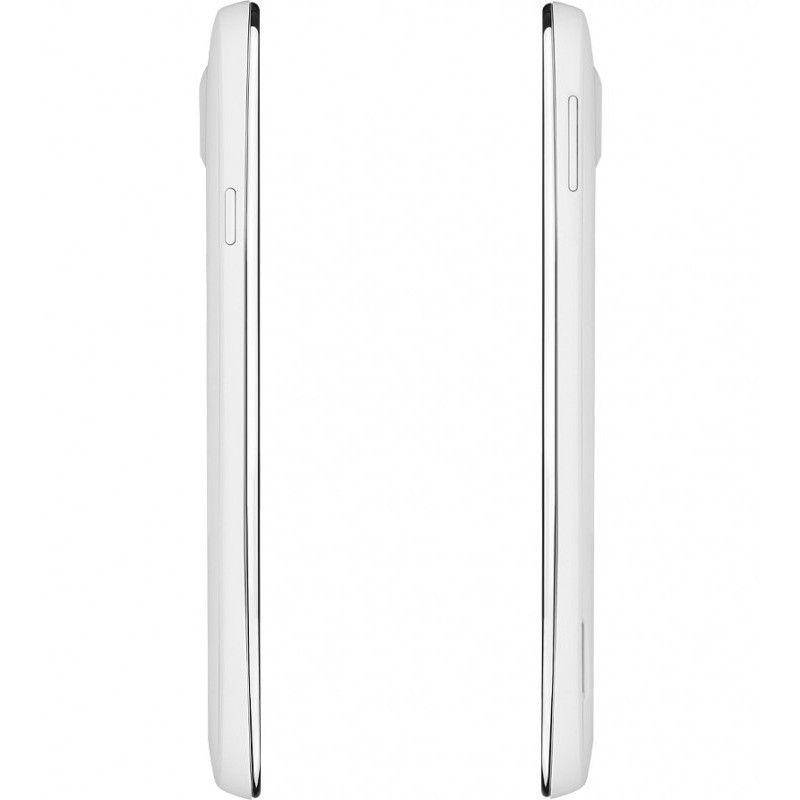 Мобильный телефон Prestigio MultiPhone 3502 Duo White - 1