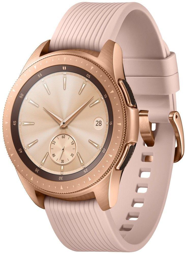 Смарт часы Samsung Galaxy Watch 42mm (SM-R810NZDASEK) Gold от Територія твоєї техніки - 2