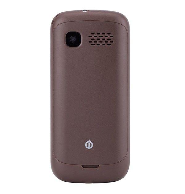 Мобильный телефон Nomi i177 Brown - 3
