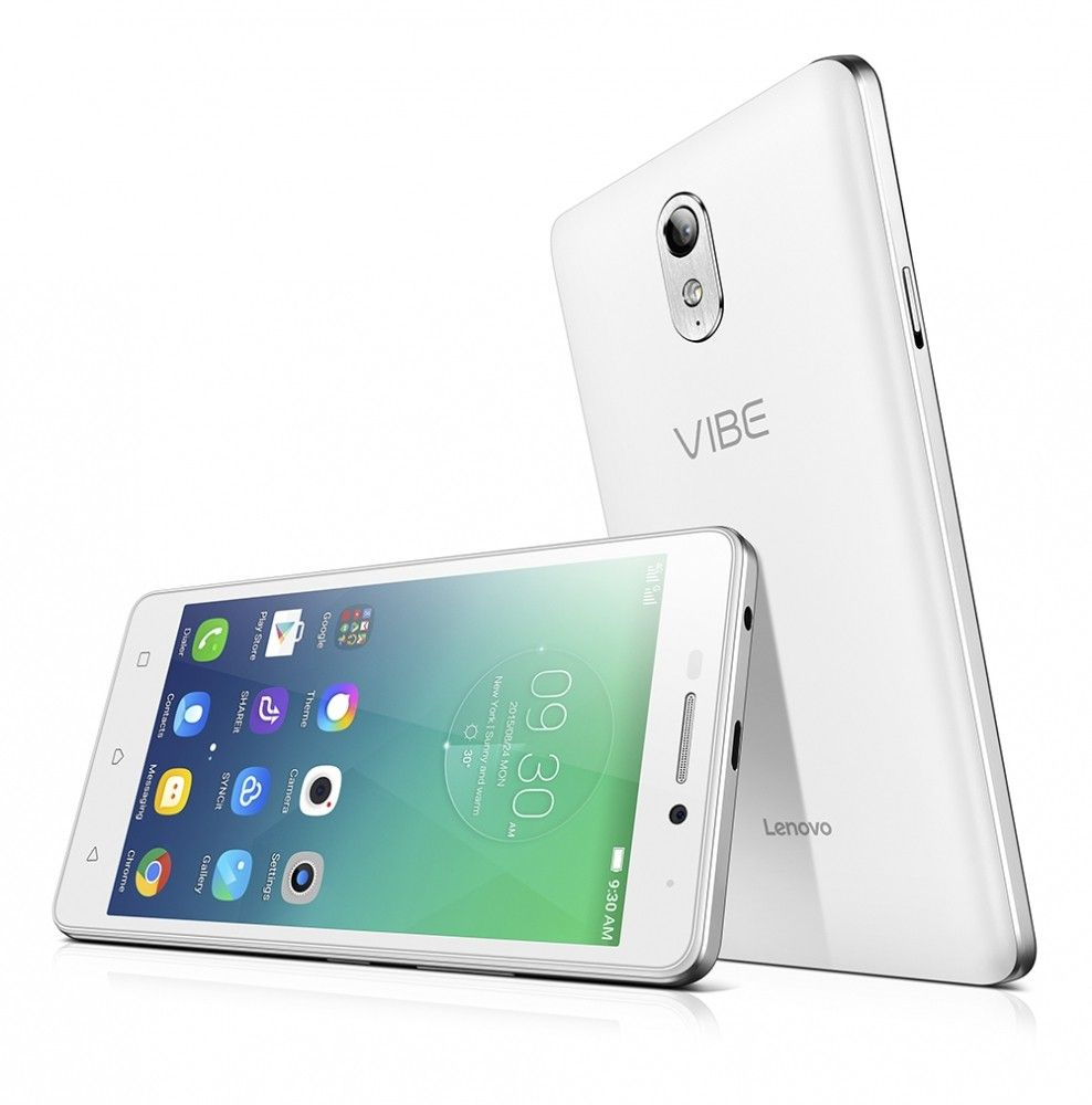 Мобильный телефон Lenovo VIBE P1m White - 6
