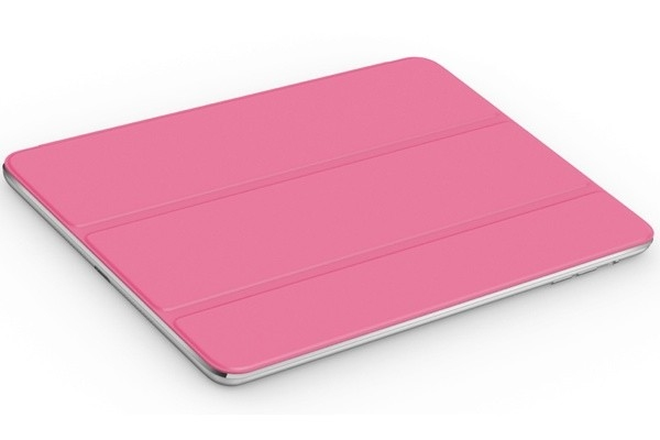 Чехол-книжка Apple Smart Cover Polyurethane для iPad mini Retina (MD968) Pink - 1