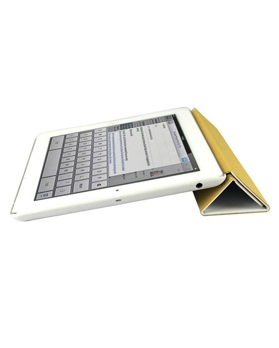 Чехол-книжка для iPad Jison Executive Smart Cover White (JS-IPD-06H00) for iPad 2/3/4 - 4