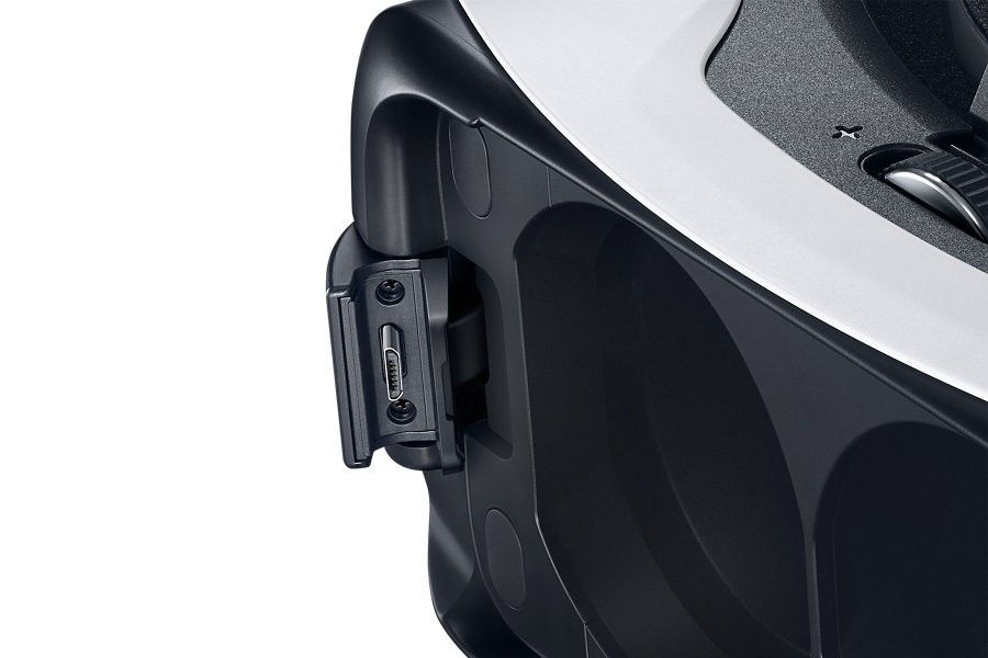 Очки виртуальной реальности Samsung Gear VR 2 для Galaxy S6 (SM-R321NZWASEK) - 7