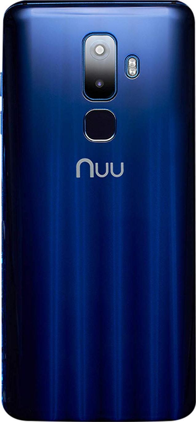 Смартфон NUU Mobile G3 Saphire Blue от Територія твоєї техніки - 2