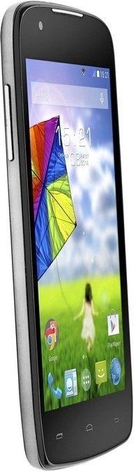 Мобильный телефон Fly IQ4413 Quad EVO Chic 3 Silver - 2