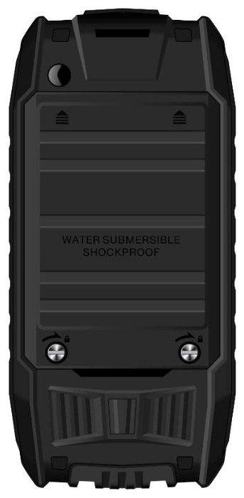 Мобильный телефон RugGear RG128 Mariner Black - 1