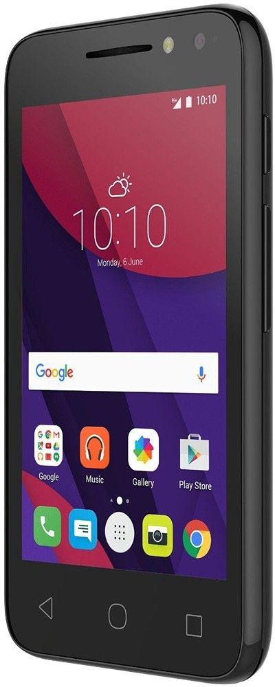 Мобильный телефон Alcatel 4034D Volcano Black - 3