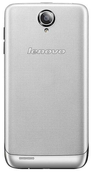 Мобильный телефон Lenovo S650 Silver - 1