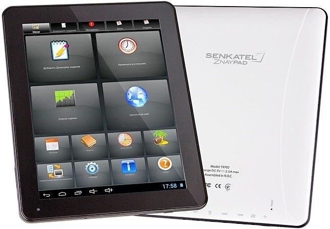 Планшет Senkatel ZnayPad 9702-С - 2