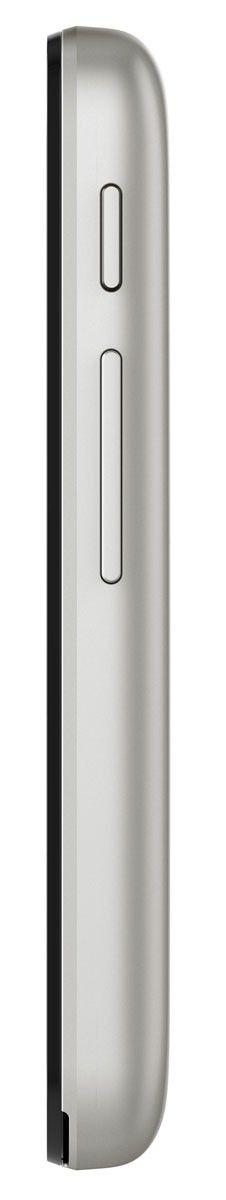 Мобильный телефон Alcatel OneTouch 4009D Metalic Silver - 3