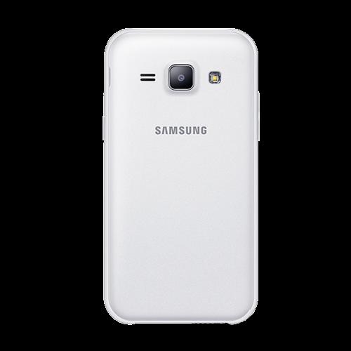 Мобильный телефон Samsung Galaxy J1 J100H/DS White - 1