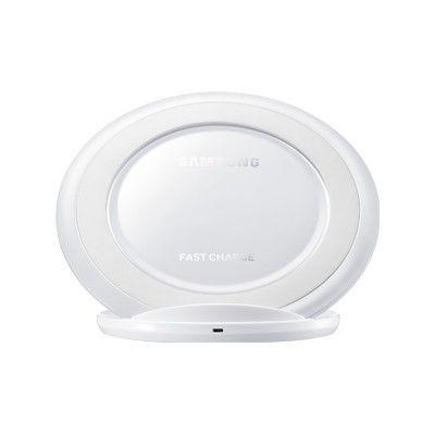 Беспроводное зарядное устройство для Samsung Galaxy S7 White  (EP-NG930BWRGRU) - 2