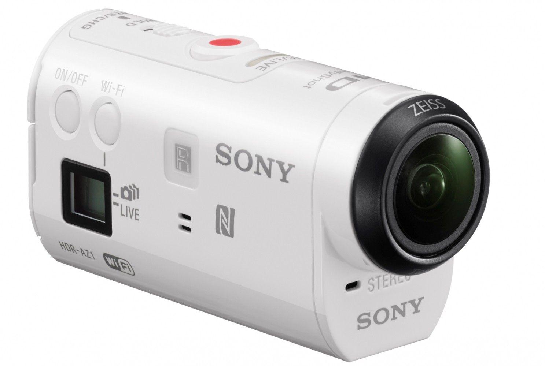 Экшн-камера Sony Action Cam Mini AZ1VR Wi-Fi (HDR-AZ1 KIT) - 1