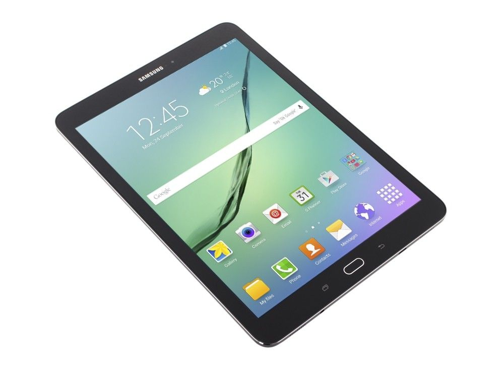 "Планшет Samsung Galaxy Tab S2 9.7"" 32GB LTE Black (SM-T815NZKESEK) - 2"