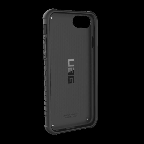 Чехол UAG iPhone 8/7/6S Monarch Graphite Black от Територія твоєї техніки - 2