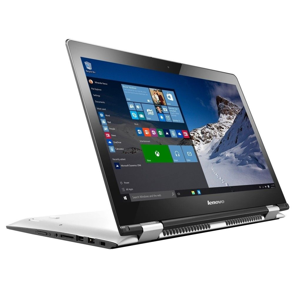 Ноутбук Lenovo Yoga 500 (80N600L5UA) - 4