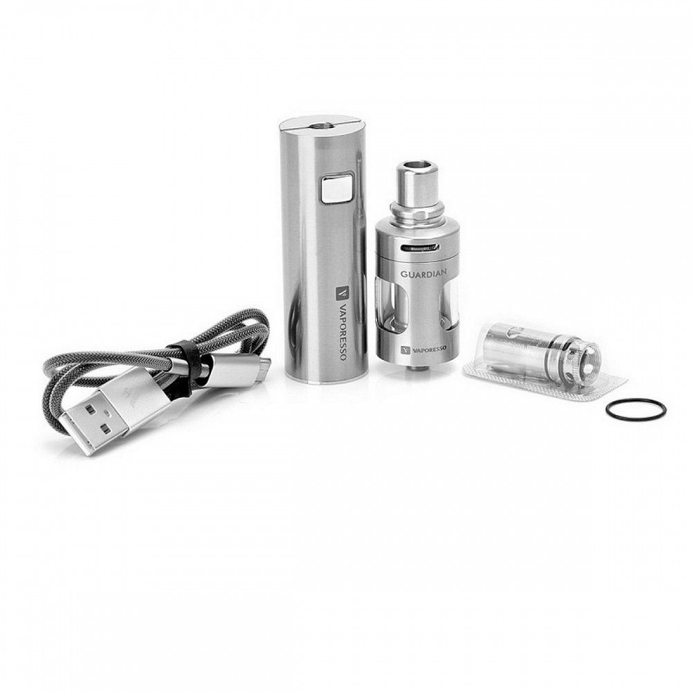 Стартовый набор Vaporesso Guardian One Kit Stainless Steel (VPGUARDSS) - 2