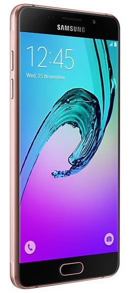 Мобильный телефон Samsung Galaxy A7 2016 Duos SM-A710 16Gb (SM-A710FZDDSEK) Pink Gold - 3