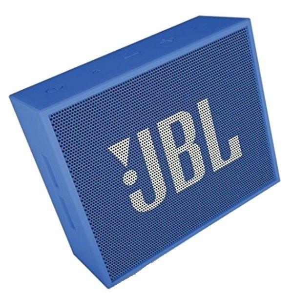 Портативная акустика JBL GO Blue - 3