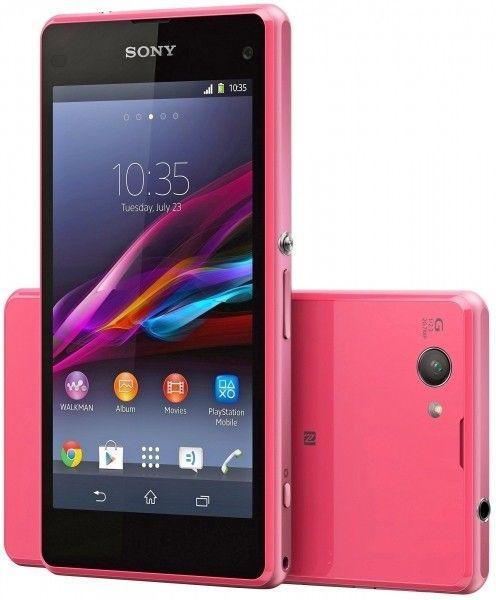 Мобильный телефон Sony D5503 Xperia Z1 Compact Pink - 2