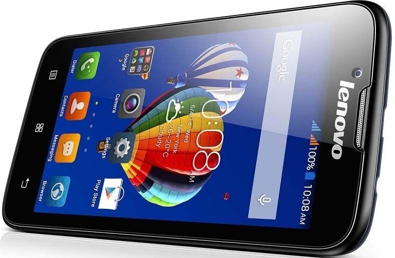 Мобильный телефон Lenovo A328 Black - 3