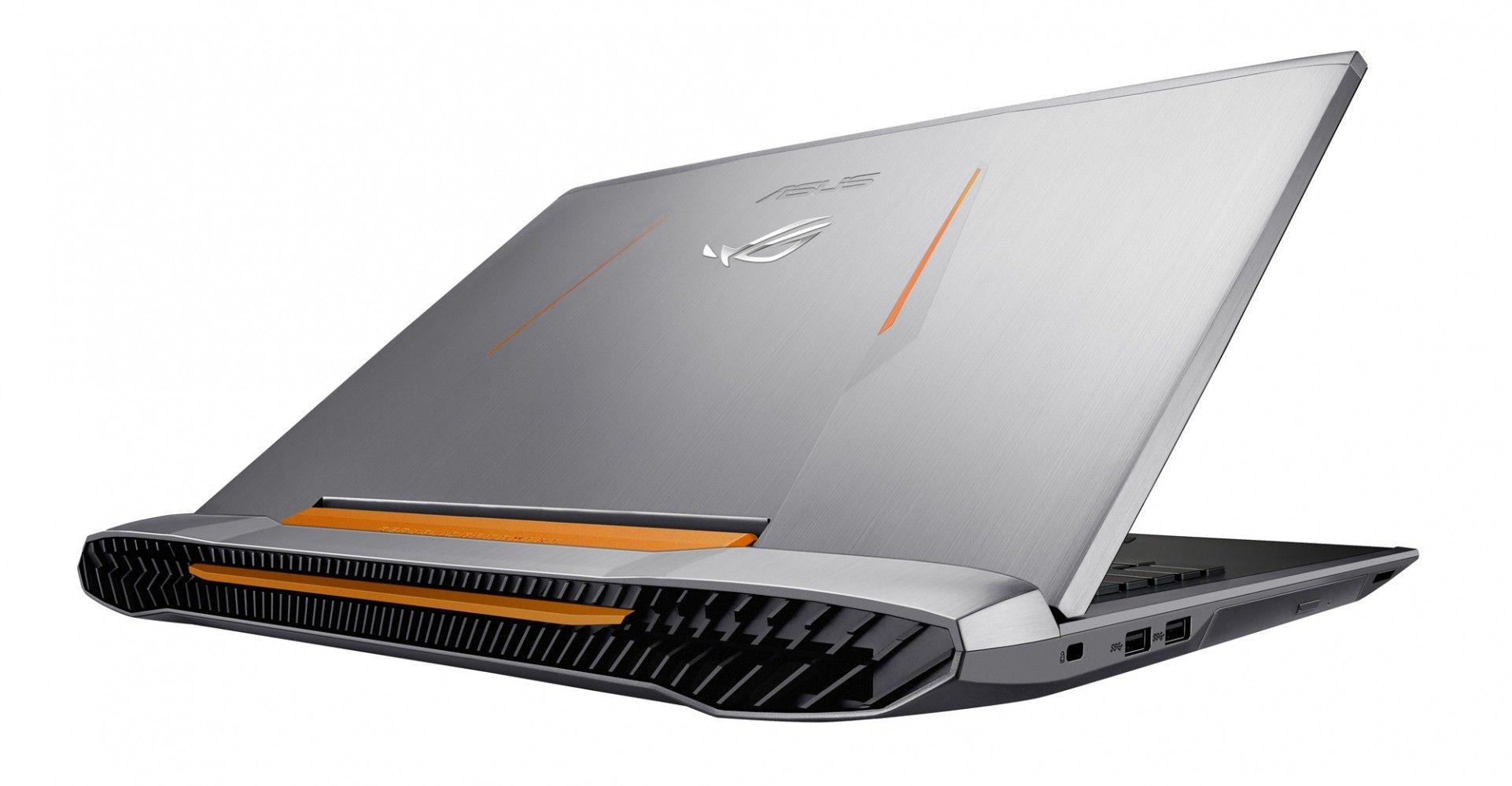 Ноутбук Asus ROG G752VL (G752VL-T7032T) - 1