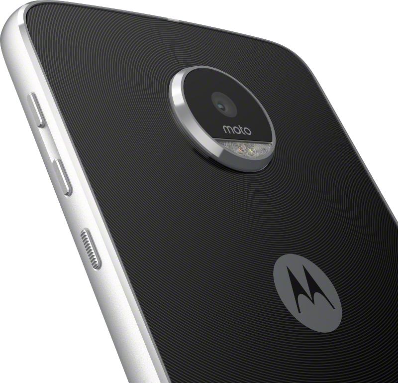 Мобильный телефон Motorola Moto Z Play Black - 3