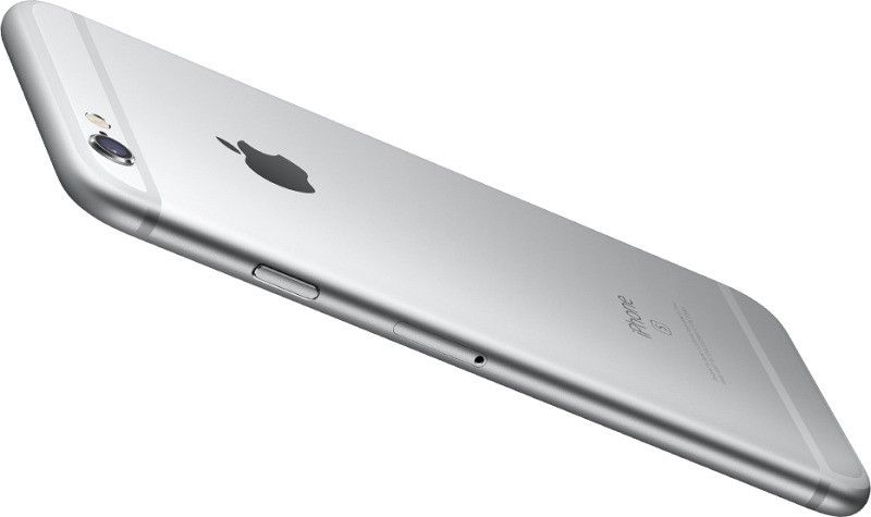 Мобильный телефон Apple iPhone 6S 16GB Silver - 1