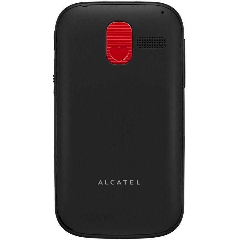 Мобильный телефон Alcatel One Touch 2004G Black - 1