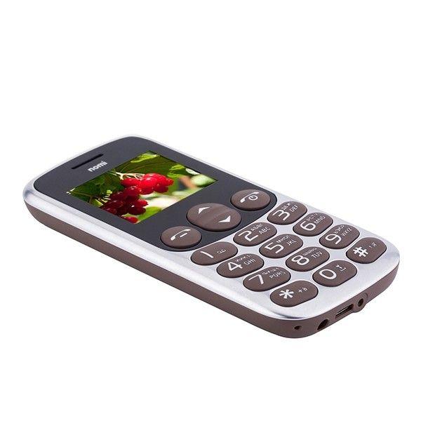 Мобильный телефон Nomi i177 Brown - 6
