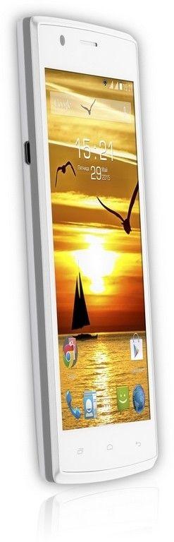 Мобильный телефон Fly FS501 Nimbus 3 White - 2