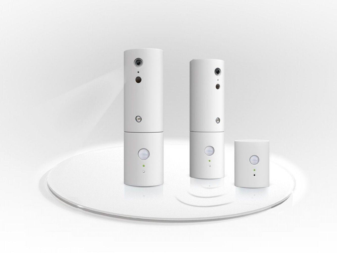 Камера видеонаблюдения Amaryllo iSensor HD White - 3