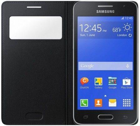 Чехол Samsung для Galaxy G355 EF-CG355BBEGRU Black - 1