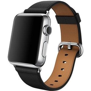 Ремешок Classic для Apple Watch 38мм (MLHG2) Black - 1
