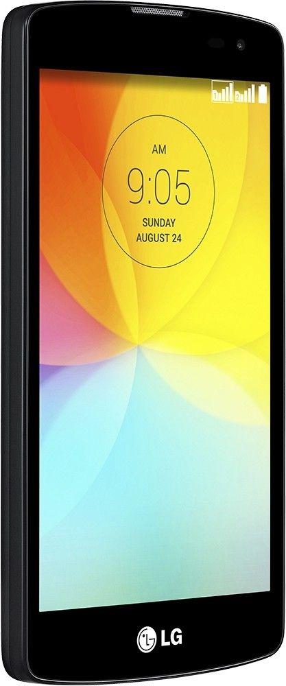 Мобильный телефон LG L Fino D295 Dual Sim Black - 5