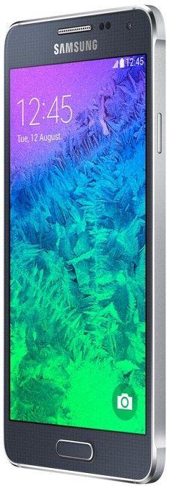Мобильный телефон Samsung Galaxy Alpha G850F Charcoal Black - 6
