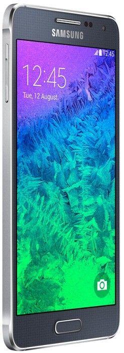 Мобильный телефон Samsung Galaxy Alpha G850F Charcoal Black - 5