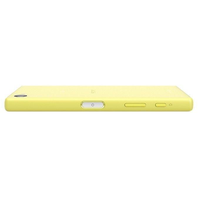 Мобильный телефон Sony Xperia Z5 Compact E5823 Yellow - 3