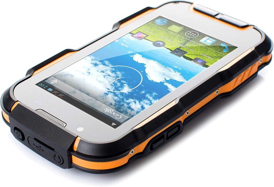 Мобильный телефон Sigma mobile X-treme PQ23 Black/Orange - 4