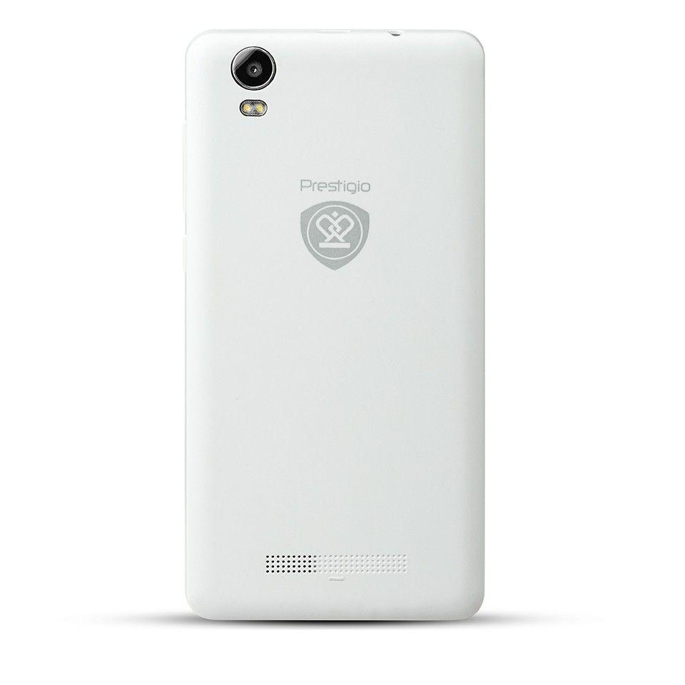 Мобильный телефон Prestigio Wize P3 3508 DUO White - 1
