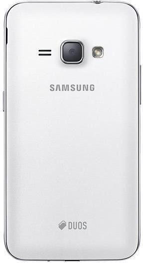 Мобильный телефон Samsung Galaxy J1 2016 SM-J120H White - 1
