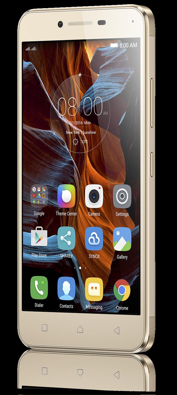 Мобильный телефон Lenovo K5 (A6020a40) Gold - 3