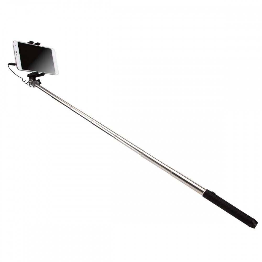 Монопод для селфи JUST Selfie Stick Mini Black (SLF-STKMN-BLK) - 1