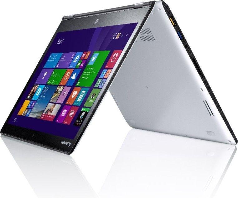 Ноутбук Lenovo Yoga 3 14 (80JH003MUA) White - 3