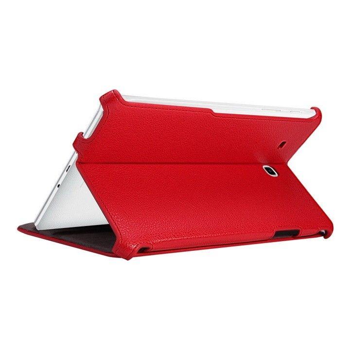 Обложка AIRON Premium для Samsung Galaxy Tab E 9.6 Red - 3