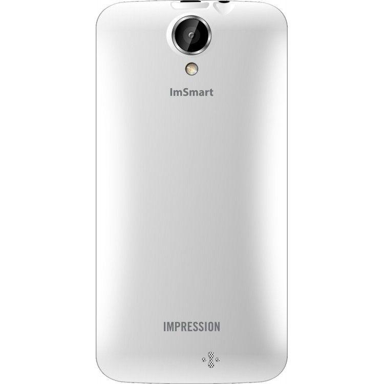 Мобильный телефон Impression ImSMART A502 White - 1