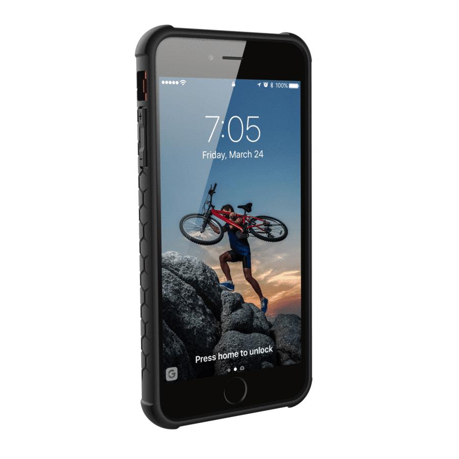 Чехол UAG iPhone 8/7/6S Monarch Crimson от Територія твоєї техніки - 4