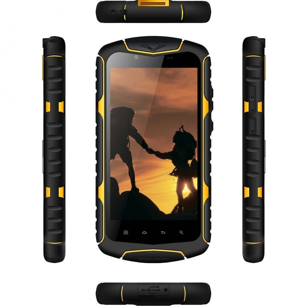 Мобильный телефон Astro S500 RX Orange - 2