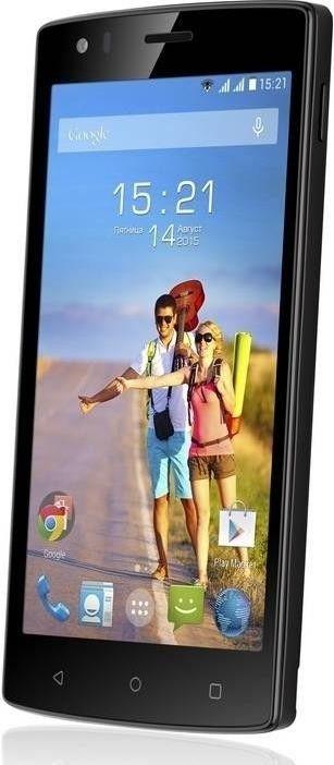 Мобильный телефон Fly FS502 Black - 1