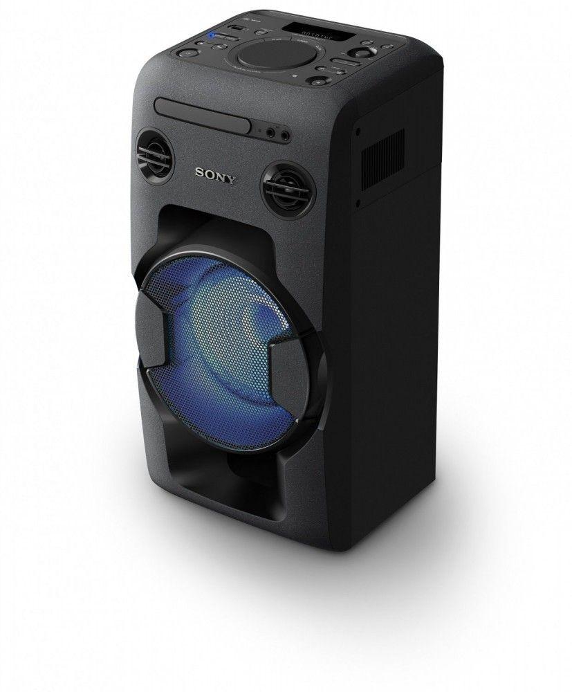 Музыкальный центр Sony MHC-V11 Black от Територія твоєї техніки - 4